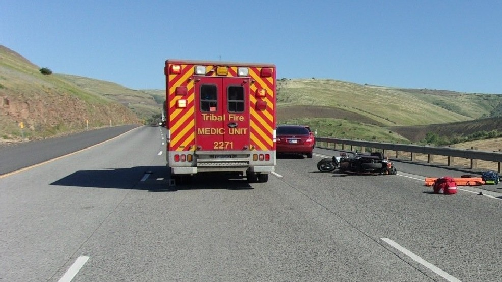 UPDATE: Coroner releases identity of man killed in I-84