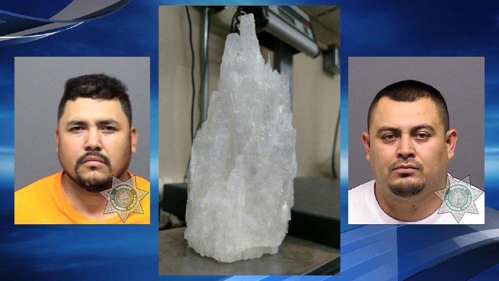 Police make $500K meth bust in Clackamas County