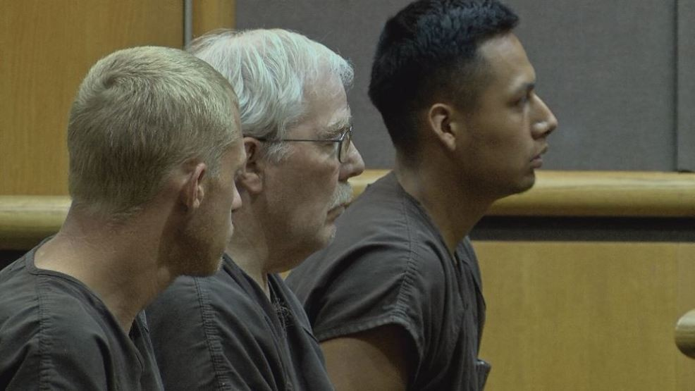 Child sex sting suspects appear in court | KEPR