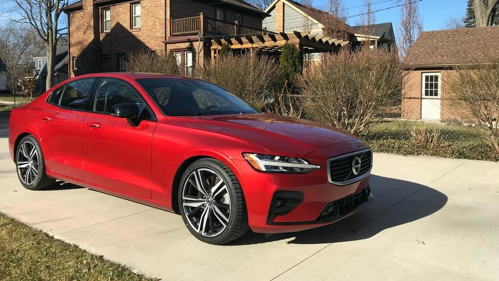 2019 Volvo S60 T6 R Design Driving Comfort Made In The Usa Quick Take Kepr