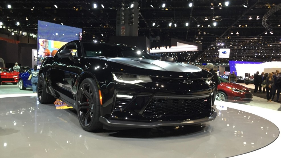 7 questions with Camaro Chief Engineer Al Oppenheiser on the