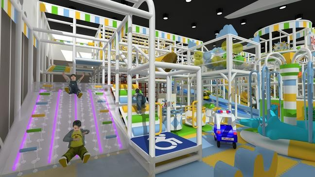Tri-Cities parent group launching indoor family fun center on Gage